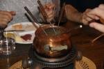 Fondue isch guet und git e gueti Luune :-)