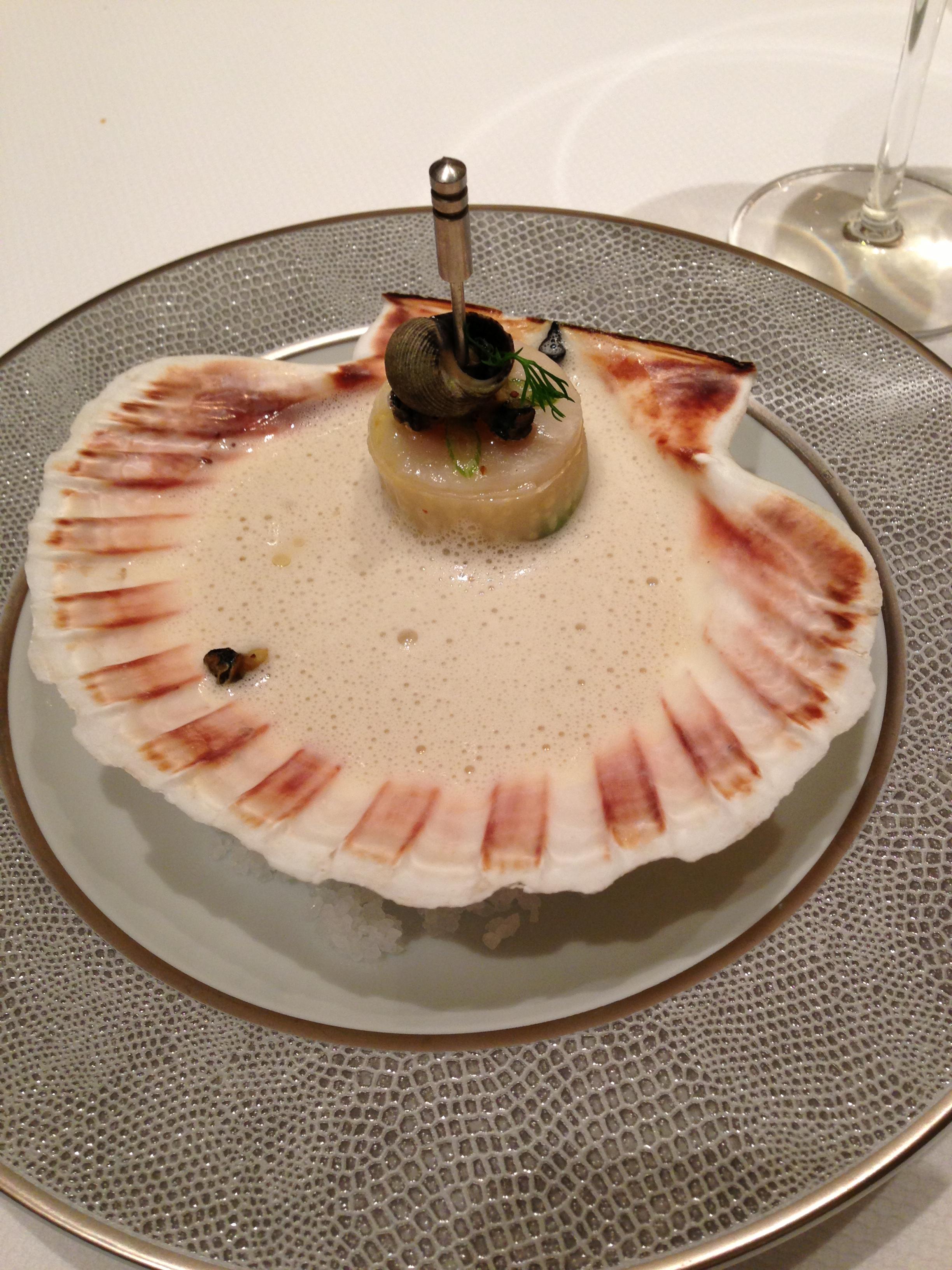 Restaurant La Feuillantine St Pal De Mons Etoile