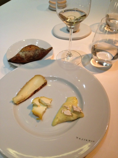 Les fromages affinés de Philippe Olivier