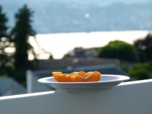 Aprikosen mit Aussicht