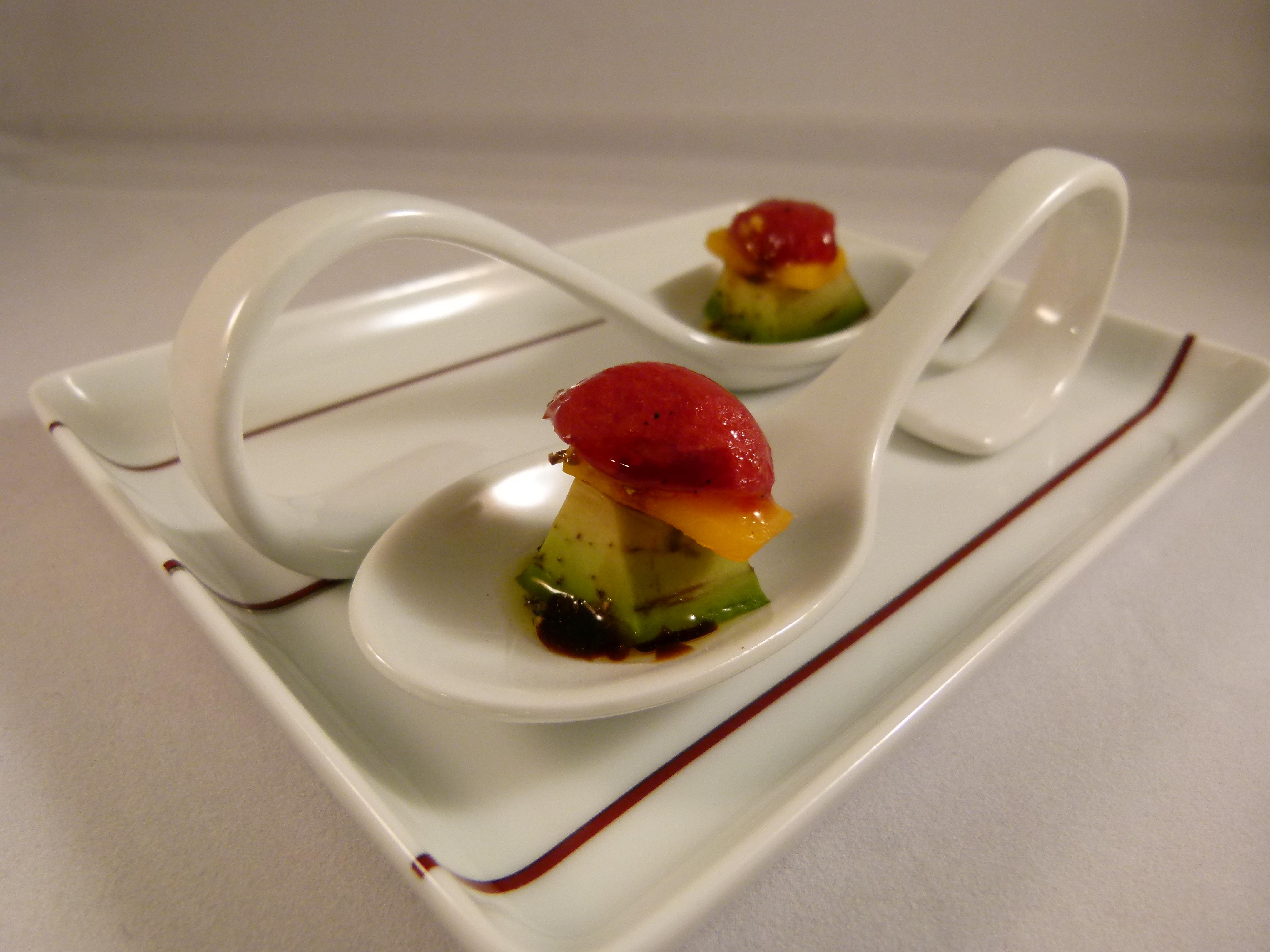 Gruß aus der küche rezepte  Amuse geule, eine Kleinigkeit zum Bluffen | lieberlecker