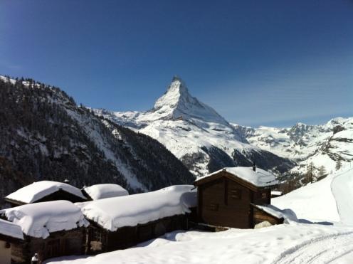 Was für ein Berg !!!
