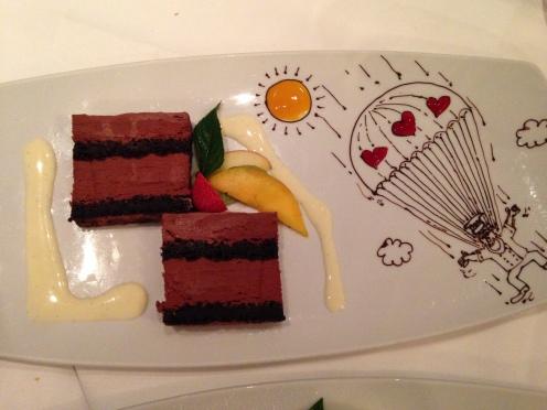 Maracaibo Schokoladentorte