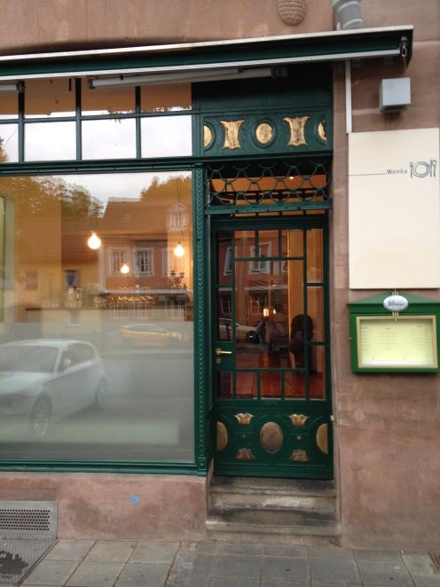 Restaurant Wonka, Nürnberg
