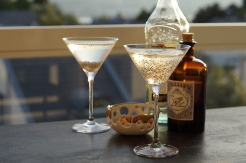 Sonnenschein und Kaviar im Glas?