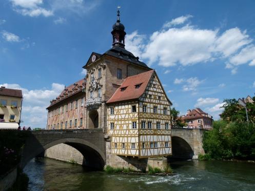 Rottmeisterhäuschen in Bamberg