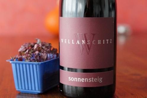 Wellanschitz Sonnensteig 2009 (und roter Shiso)