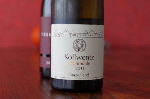 ... und Sauvignon Blanc von Andi Kollwentz