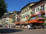 die Promenade von Ascona
