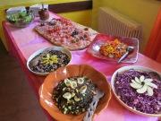 wunderbare Salate