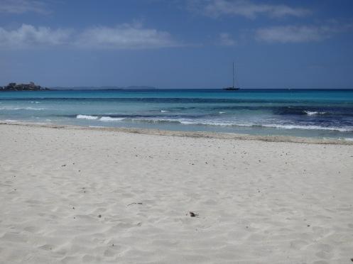 der Strand von Es Trenc