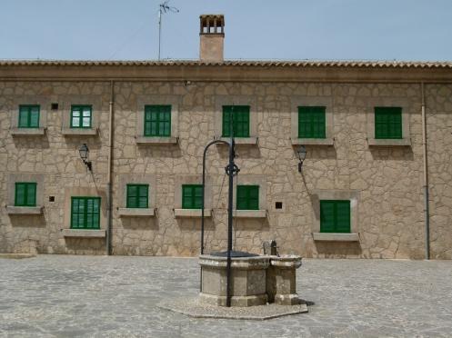 Santuari de Nostra Senjora de la Cura, Puig de Randa
