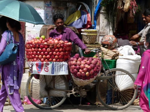 Traumberuf Fruchtverkäufer?