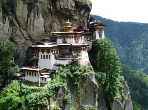 Tiger's Nest Kloster (3200 müM)
