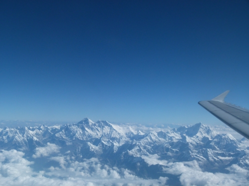 Mount Everest (8848 m) links