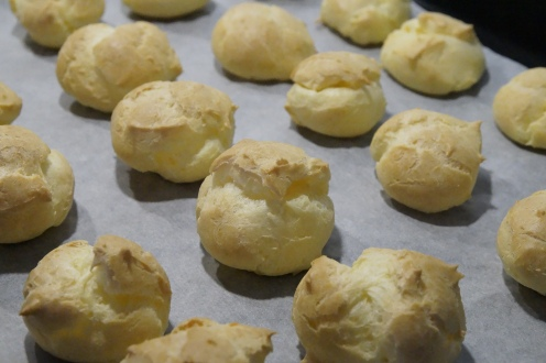 Ofenküchlein gebacken
