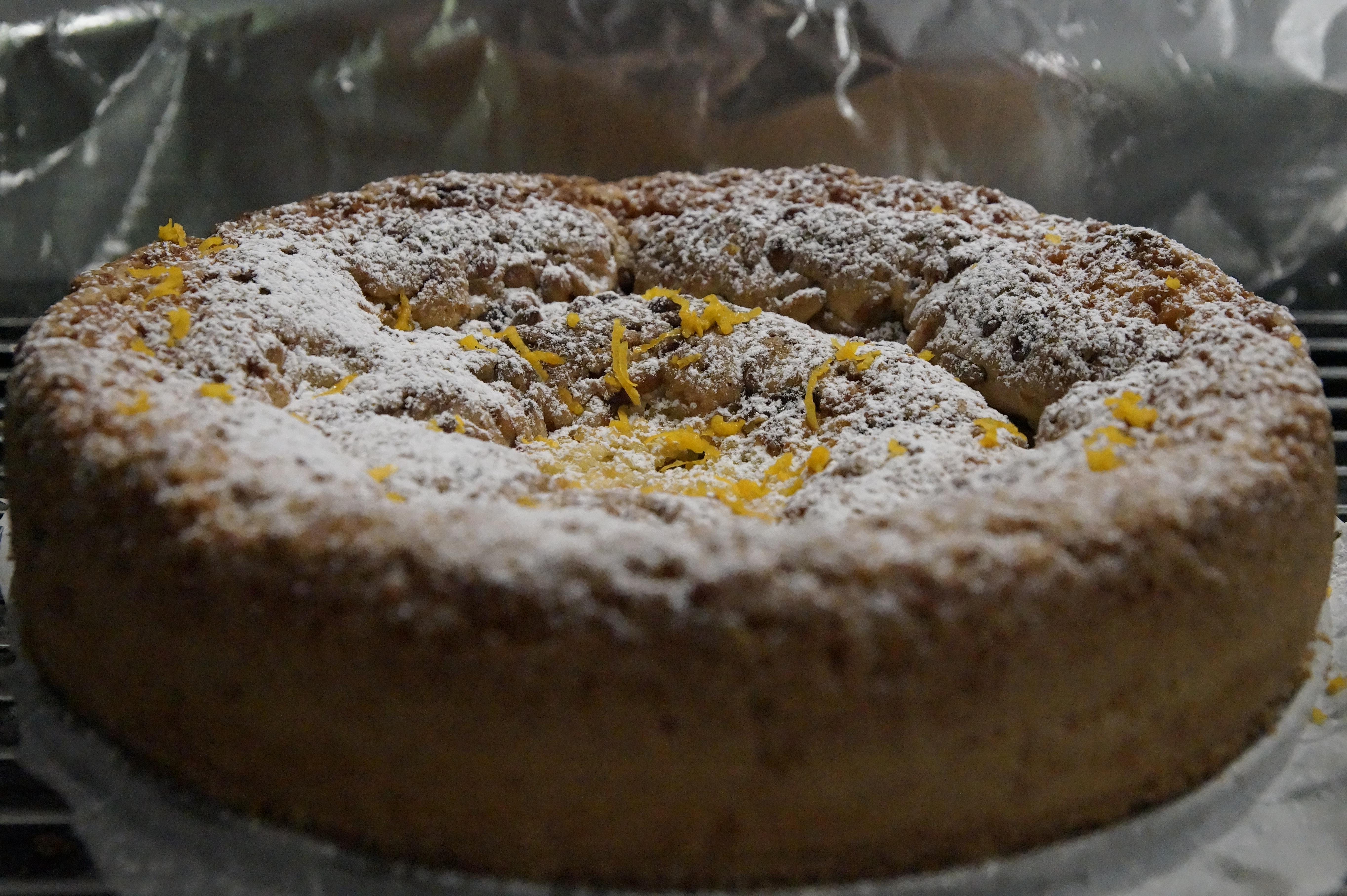 Mandelkuchen Mit Lemoncurd Lieberlecker