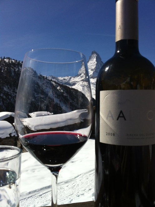 and great wines with a view