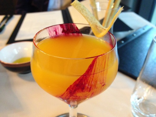 der House Cocktail
