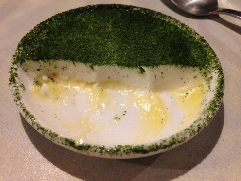 9/9 Yoghurt, Kerbel und Zitrone