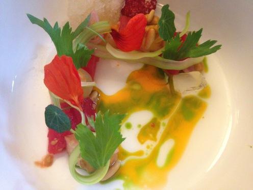 Tomate I Kapuzinerkresse I Zedernnuss