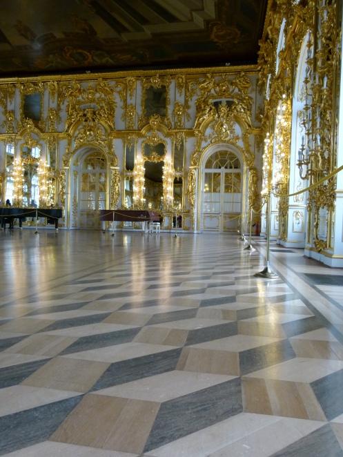 Prunkvolle Interieurs
