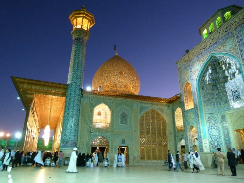 Shah Cheragh Mausoleum, Shiraz