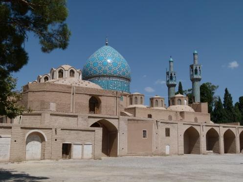 Derwisch Mausoleum, Mahan