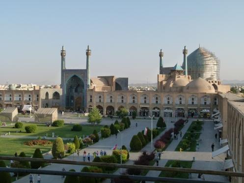 Platz des Imams, Isfahan