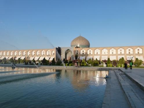 Scheich Lotfollah Moschee, Isfahan