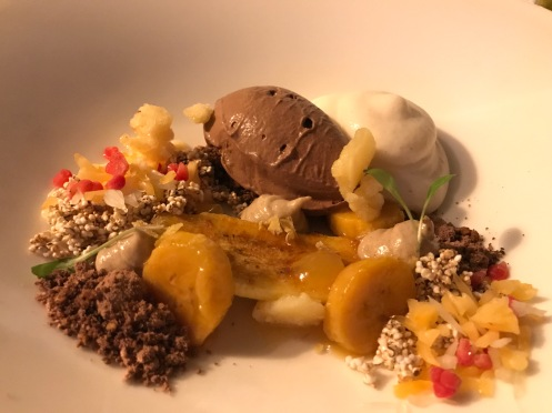 Banane / Schokolade / Amaranth