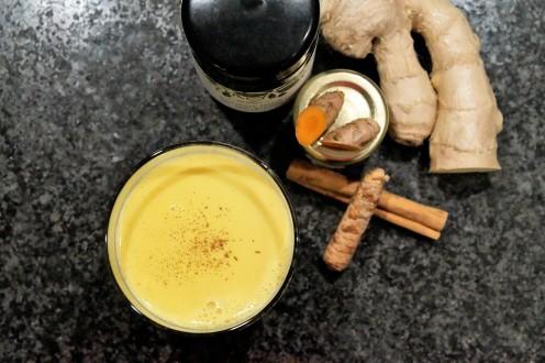 Kurkuma Latte aka Golden Milk